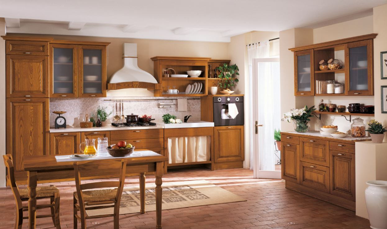 LE CUCINE CLASSICHE DI ST HOME STYLES - ST Home Styles | ST Home Styles